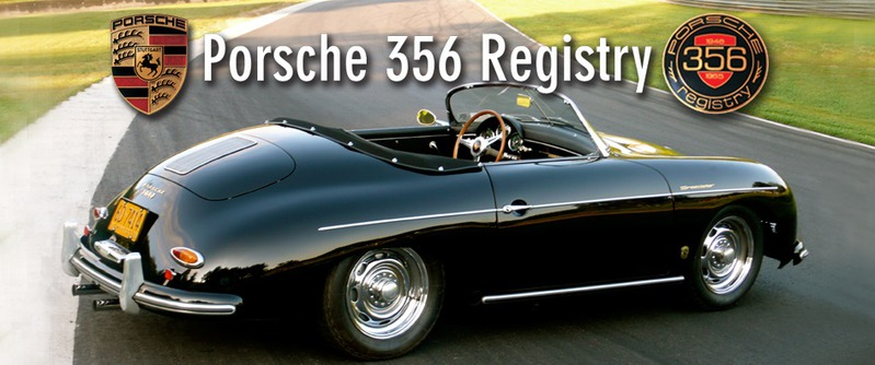 PORSCHE 356 REGISTRY - Links and info - Porsche Club 356 Portugal